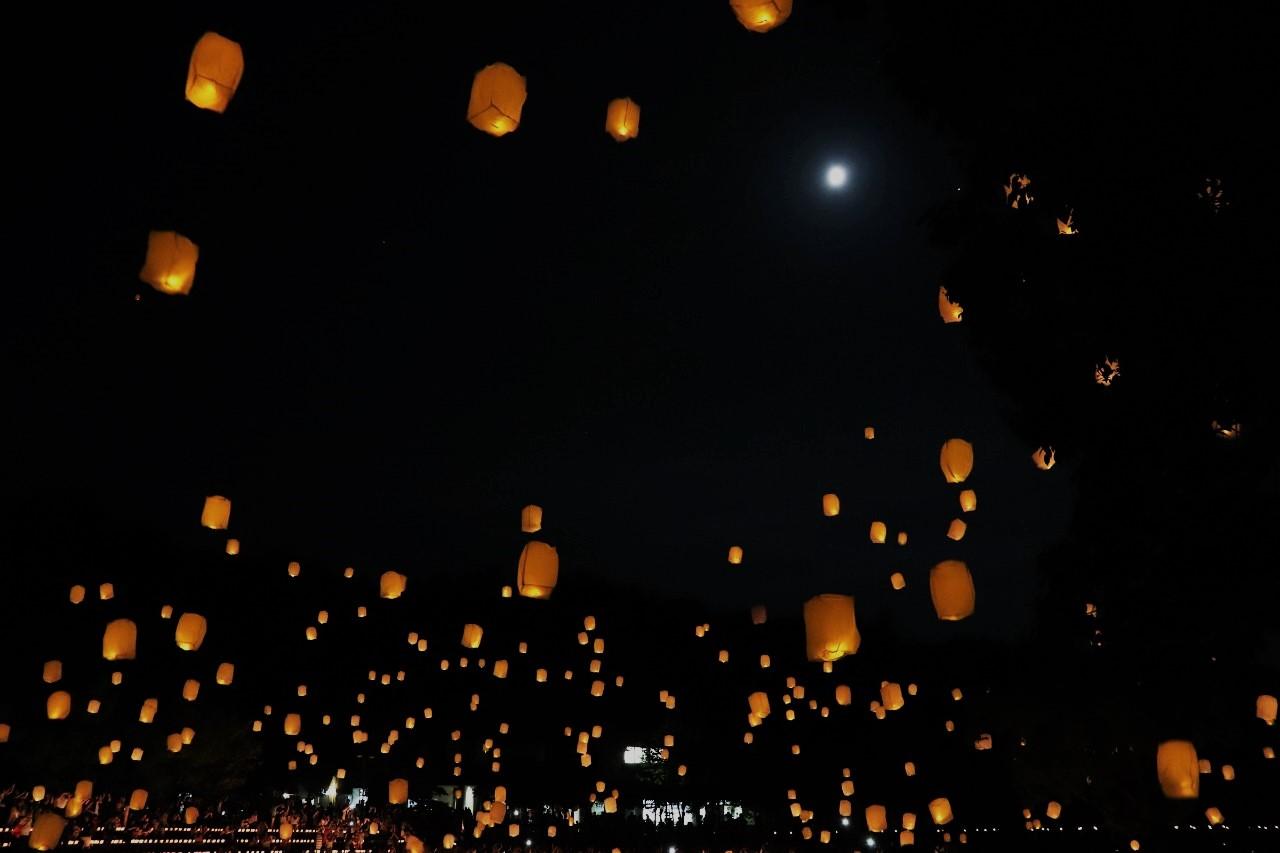 2019年 和歌山県 竹燈夜 in 四季の郷