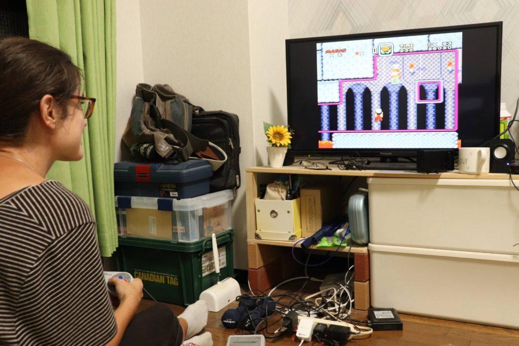 【CouchSurfing】アメリカ人だってゲームが好き